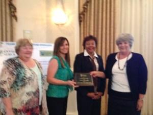 NADO 2013 Innovation Award - Brownfields MHC