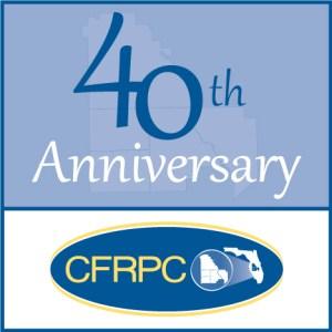 CFRPC Logo - 40th Anniversary