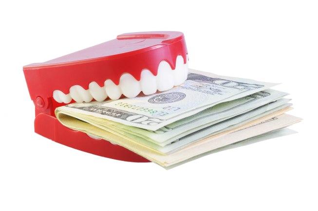 les salaires pour la convention des cabinets dentaires