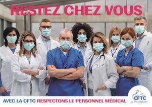 Covid-19 : Protocole national pour assurer la Santé et la Sécurité des salariés en entreprise