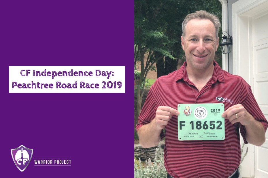 CF Independance Day: Peachtree Road Race 2019 - CF Warrior