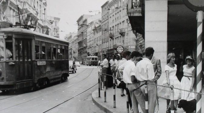 """La Trieste de l'altro ieri"" – Bruno Cisilin"