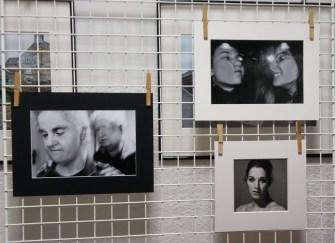 Foto di COSTANZO [prima a sinistra] e di RIVA [due foto a destra]