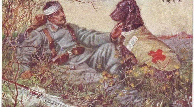 «Cani e soldati nella Prima Guerra Mondiale» Incontro con Roberto TODERO