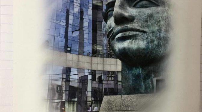 """""""La Défense"""" – Mostra di Ernesto Petronio"""