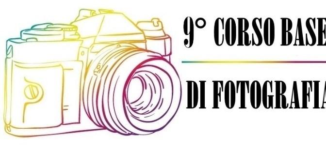 9° Corso Base di Fotografia Online