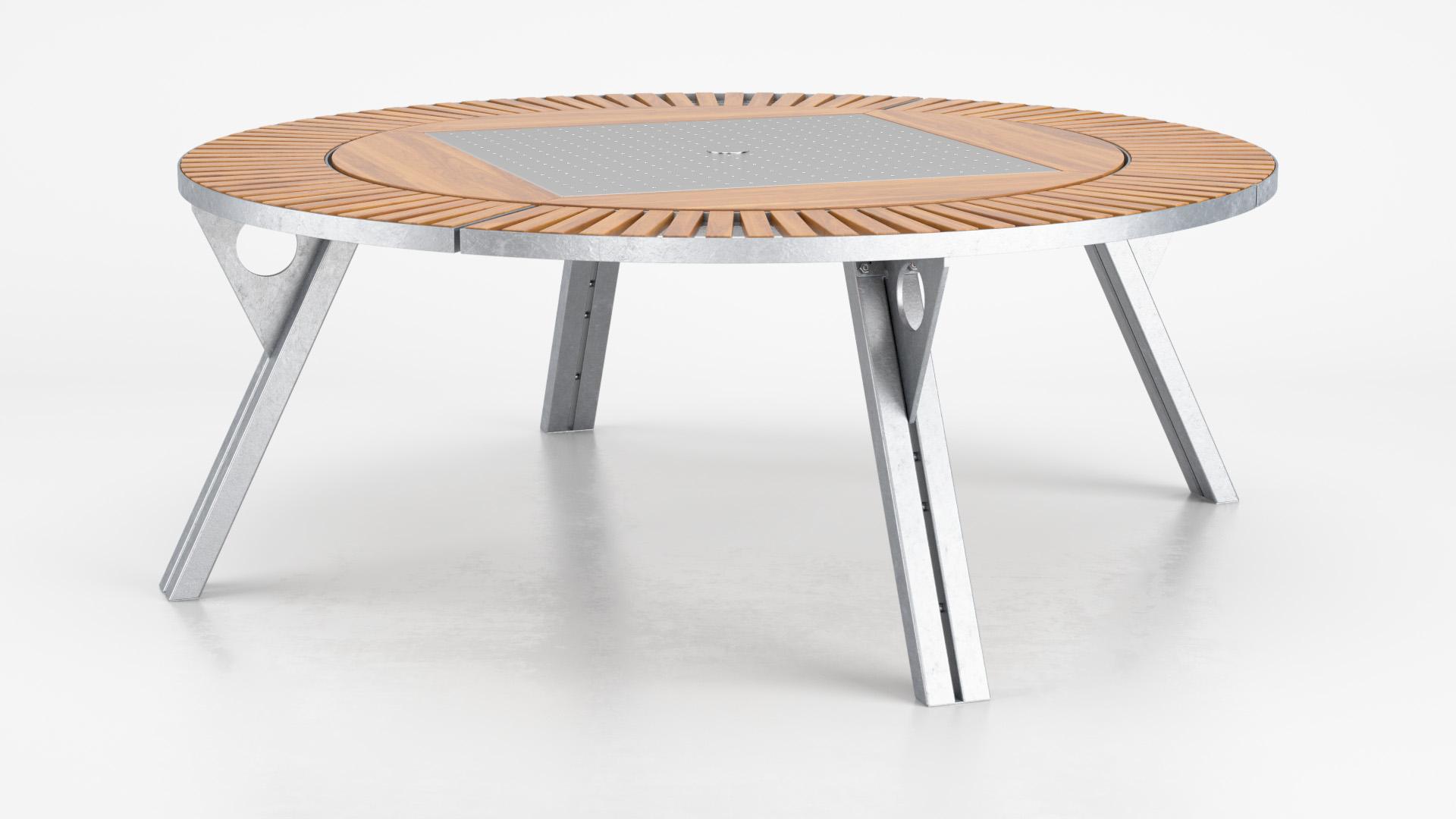 gargantua extended table – extremis | cg-projects – 3d archviz