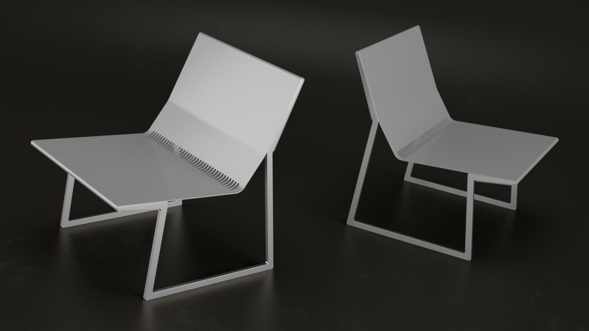 Bird Chair – Tribu