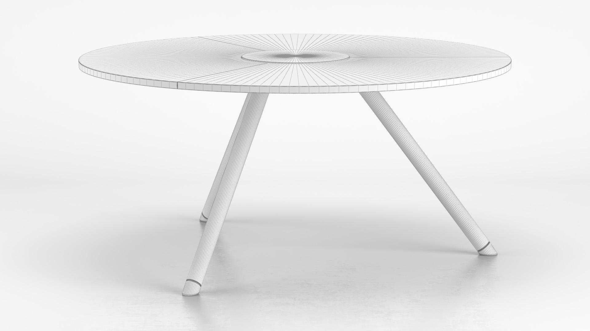Zenith_Table_WhiteSet_01_wire_0002. Zenith_Table_WhiteSet_01_wire_0003.  Zenith_Table_WhiteSet_01_wire_0004