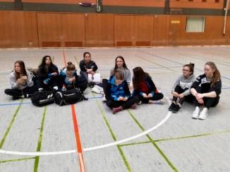 Handball Mädchen