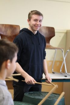 Unsere Percussion-AG