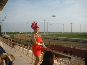 fancy dress at the races