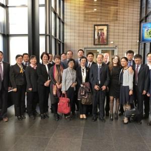 Bedrijfsbezoek aan het NVWA samen met Jiangsu FDA Jiangsu FDA  Nieuws Jiangsu FDA