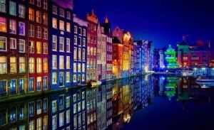 离开荷兰后才发现:鬼地方,我是那么的想念你 night view 300x183
