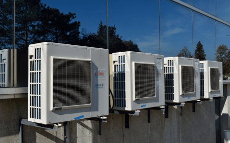 hvac outdoor components