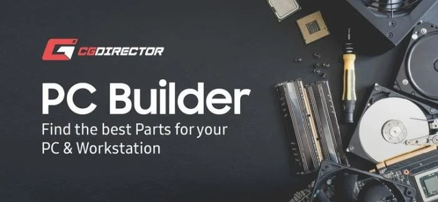 CGDirector.com PC-Builder Title Image