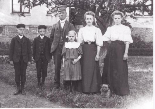 Familjen Håkansson Vanstad 18