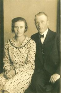 Anna Persson och Johan Håkansson