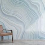 Blue Onyx Marble Texture