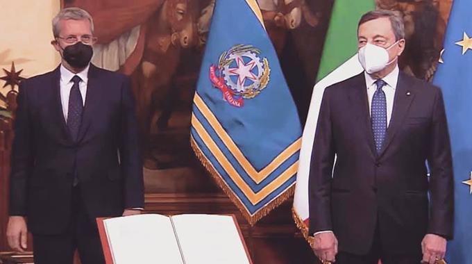 Riunione del CdP con il Sottosegretario Della Vedova