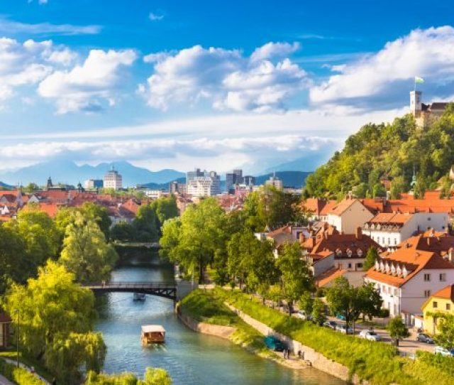 Slovenia Vacation Best Places To Visit
