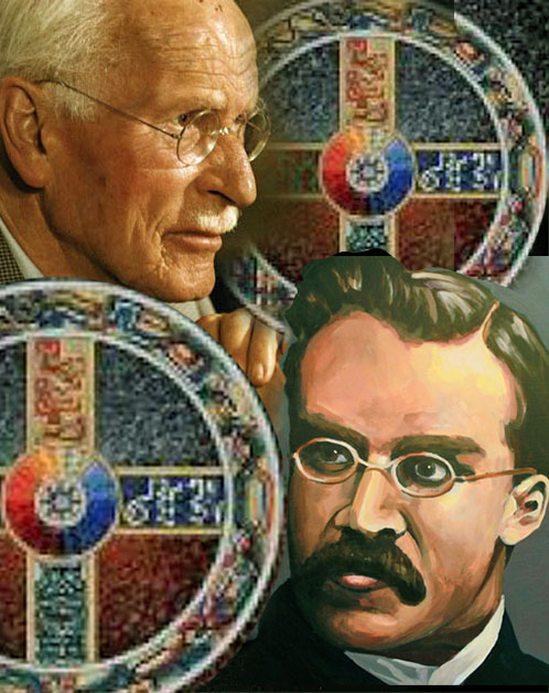 Nietzsche & Jung: Modern Human in Search of a Soul: The Healing Function of Art