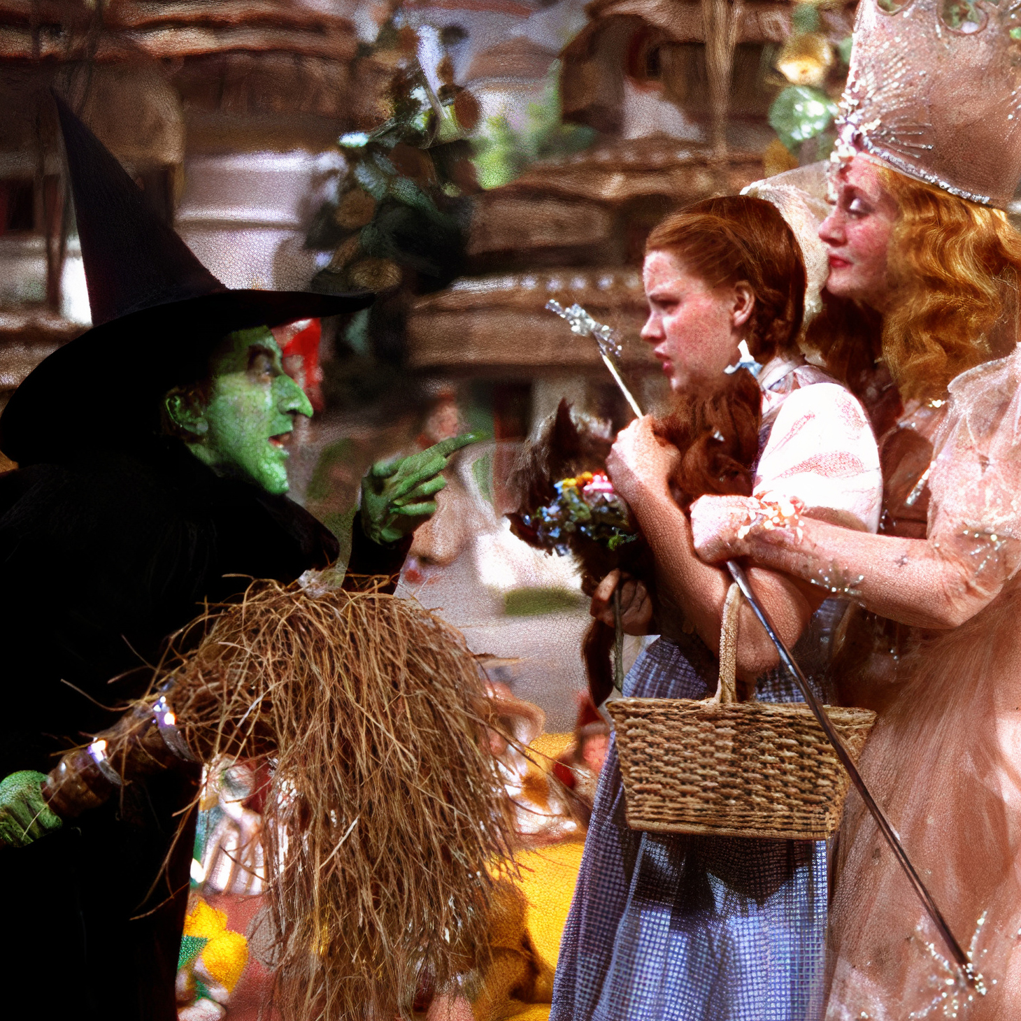 Visiting the Land of Oz: A Study of the Archetypes of an American Myth