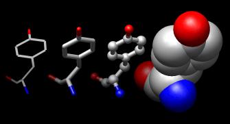 representasi atom / ikatan