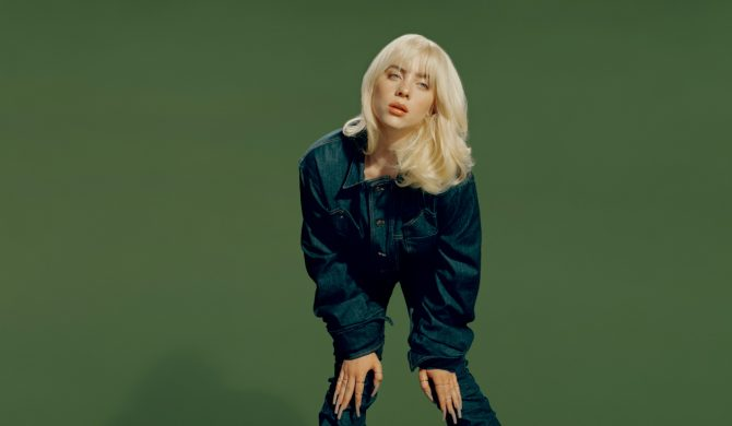 Billie Eilish with # 1 in Poland, USA and sales records