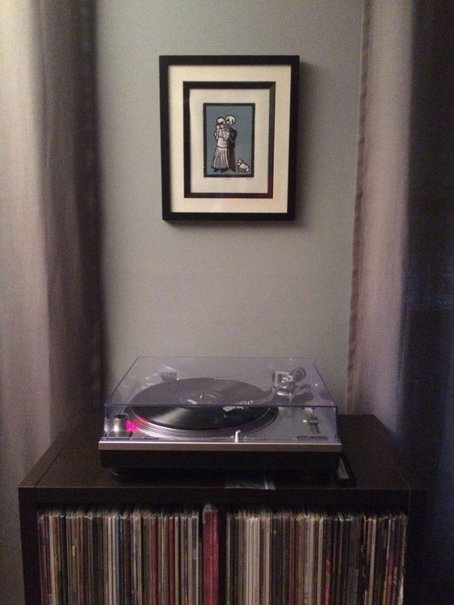 Vinyl Setup