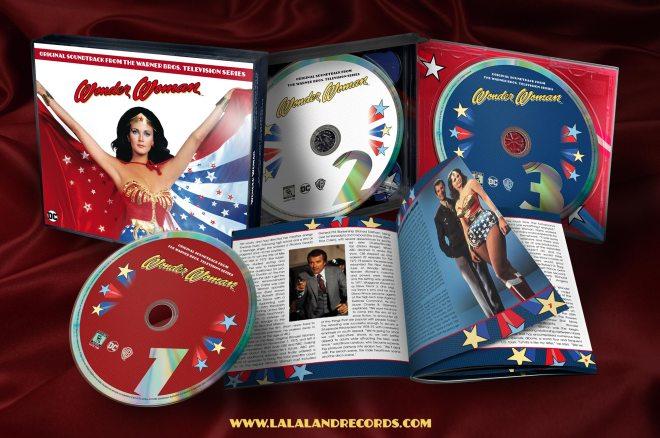 Wonder Woman Television Soundtrack