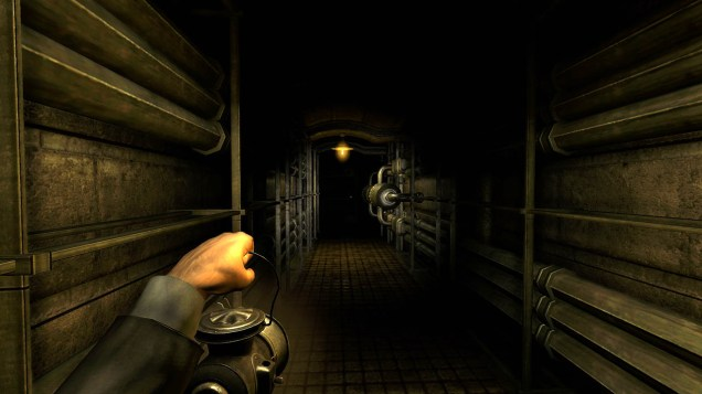 What is Amnesia: A Machine for Pigs Saying to Players? - 2014-10-30 11:45:32