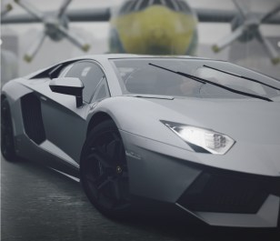 Roleplaying with Forza Horizon 2's Photo Mode 5