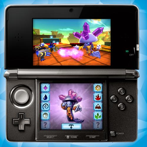 Skylanders Trap Team (3DS/Mobile) Review 2