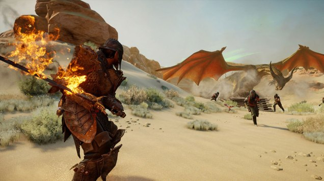 Dragon Age: Inquisition (XBOX ONE) Review 3