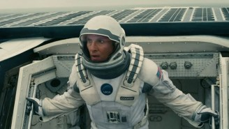 Interstellar (Movie) Review 1