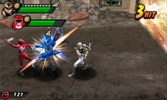 Power Rangers: Super Megaforce (3Ds) Review 1