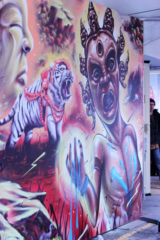 Street Art and Far Cry: An Interview with Nick Sweetman 2
