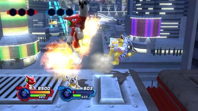 Digimon All-Star Rumble (PS3) Review 2