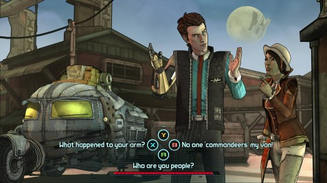 Tales From The Borderlands Episode 1: Zer0 Sum (PS4) Review 1