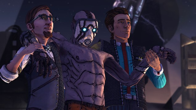 Tales From The Borderlands Episode 1: Zer0 Sum (PS4) Review
