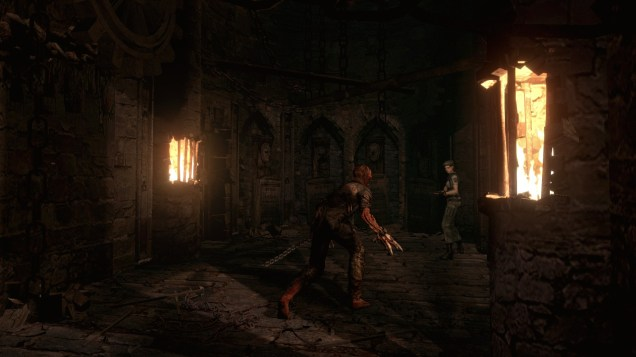 Resident Evil HD Remaster (PC) Review 4