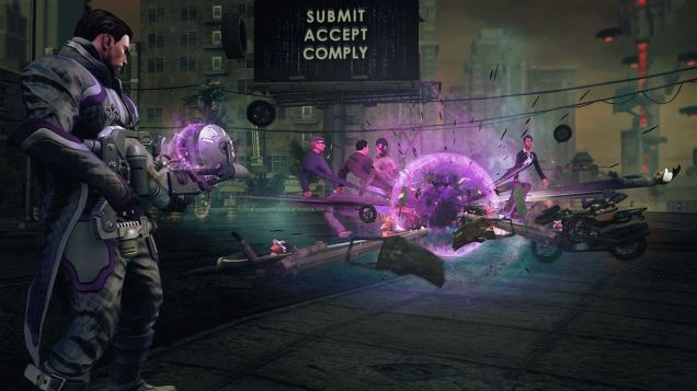 Saints Row IV: Re-Elected (PS4) Review 1