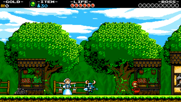 Shovel Knight and Separating Fun From Masochism - 49739