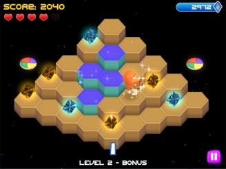 Q*Bert Rebooted (PS4) Review 3