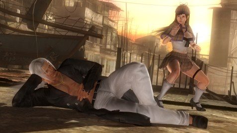 Dead or Alive 5: Last Round (PS4) Review 7