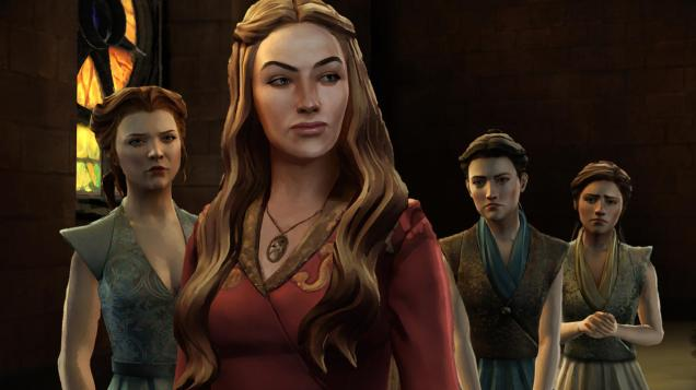 Game Of Thrones Episode 3: The Sword In The Darkness (PS4) Review 3