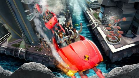 ScreamRide (Xbox One) Review