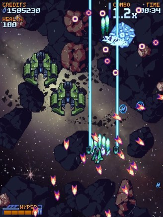 Super Galaxy Squadron (PC) Review 1