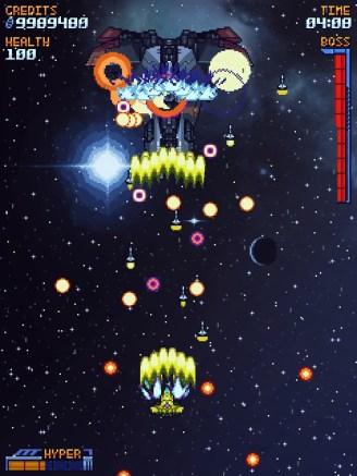 Super Galaxy Squadron (PC) Review
